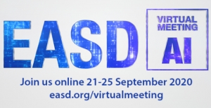 Marque na sua agenda: 56th EASD Virtual Meeting