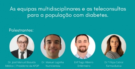 Evento virtual da APDP desmistifica as teleconsultas em tempo de pandemia