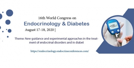 16th World Congress on Endocrinology & Diabetes realiza-se em formato virtual